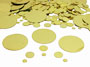 Bubbles Confetti, Gold by the pound or packet