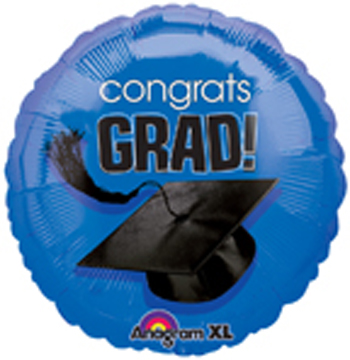 Graduation Balloons, Class of 2013 Large Number Balloons
