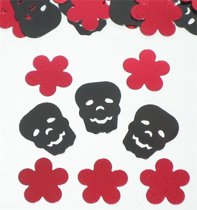 Day of the Dead Confetti Dia de los Muertos Confetti