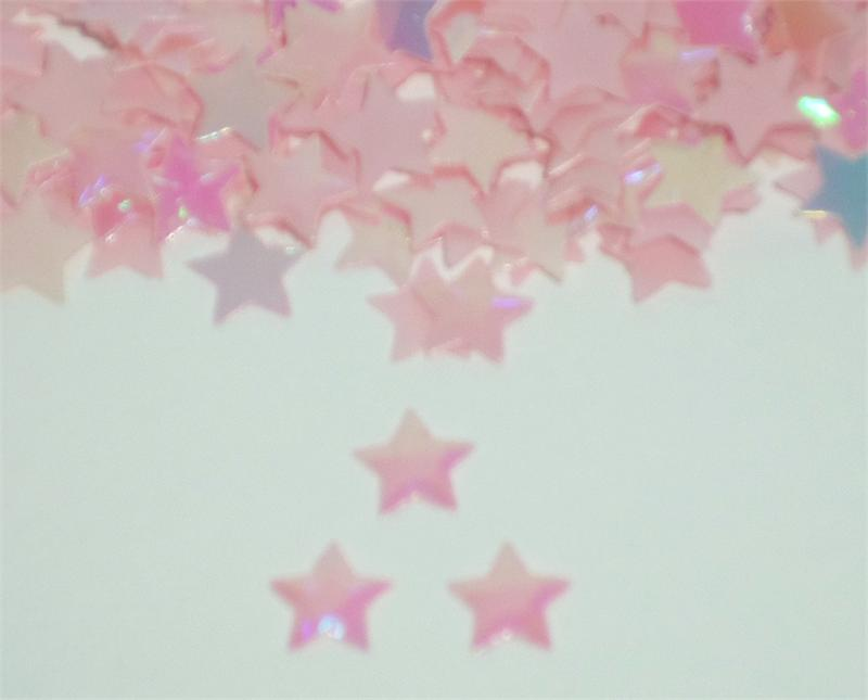 Star Shaped Confetti Bulk Or Packet