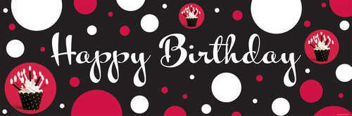black birthday