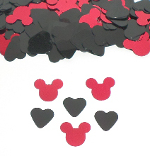 Love Mickey Mouse Confetti