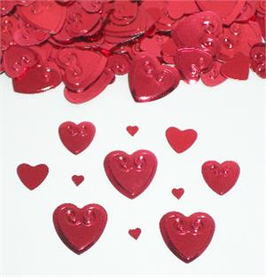 Red Heart Confetti Fancy Mix