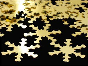 Winter Snowflake Confetti