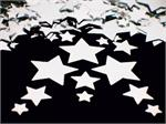 Metallic Star Shaped Confetti
