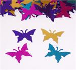 Metallic Butterfly Confetti, Jewel Tones