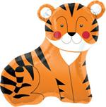Tiger Balloon, Baby Tiger Cub Balloon
