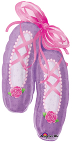 Ballet Slippers Balloon