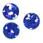 Metallic Blue Prismatic Confetti Bulk by the Pound