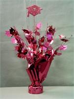 Burgundy Graduation Centerpiece