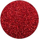 Super Fine Prismatic Red Glitter