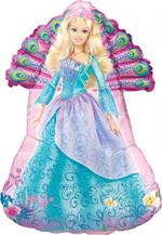 Barbie Island Princess Balloon