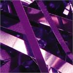 Purple ribbon confetti Bulk