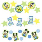 Disney Mickey's 1st Birthday Confetti