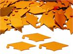 Orange Party Confetti