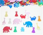 Animal Party Confetti