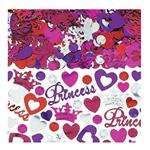 Princess Party Confetti Metallic