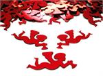 Red Cupid Confetti Pound or Packet