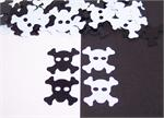 Skull and Crossbone Confetti