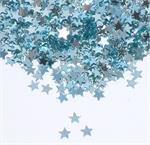 Small Sky Blue Star Confetti
