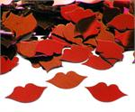 Red Kiss Confetti