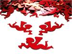 Bulk Cupid Confetti Red