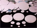 Round Silver Confetti in Assorted Sizes