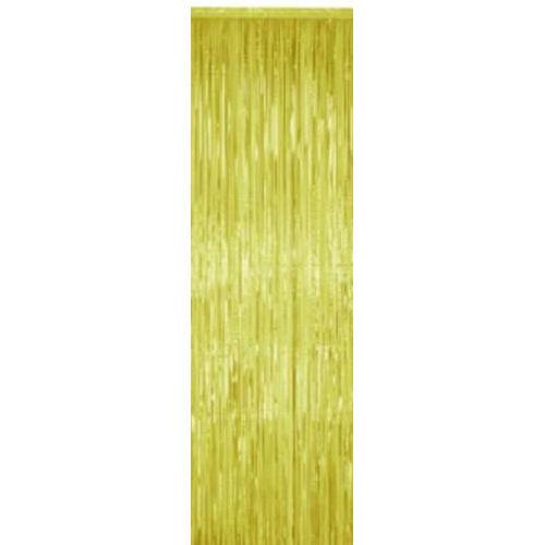 Gold Metallic Curtains Gold Fringe Style 8 Metallic Curtains