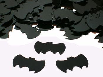 halloween bat shaped confetti - Halloween Bat Pics