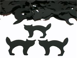 Bulk Black Cat Confetti Pound or Packet