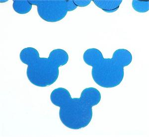 Mouse Confetti Blue Pound or Packet