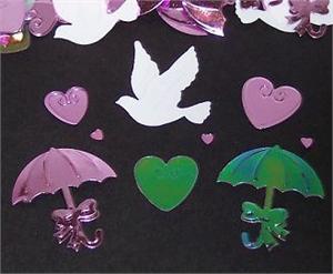 deluxe bridal shower confetti