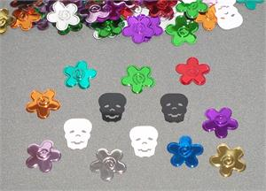 Day of the Dead Confetti Multi Color