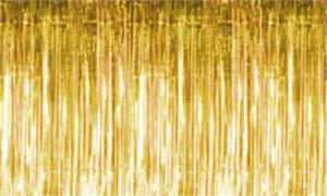 Metallic Gold Skirting