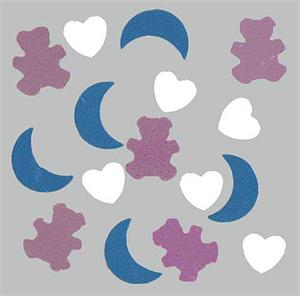 Baby Shower Confetti, Good Night Moon Baby Confetti