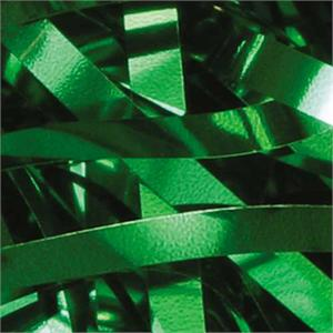 Metallic Green ribbon confetti Bulk