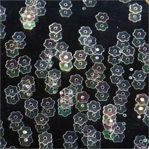 Bulk Flower Shaped Iridescent Confetti