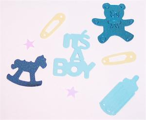 It's a Boy Medley Confetti
