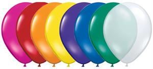 Jewel Medley of Colors Balloons