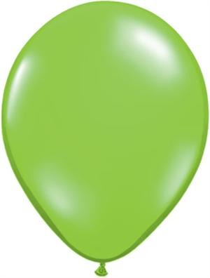 Jewel Lime Green Balloons Qualatex
