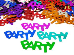 Party Confetti for New Years Eve