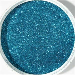 Rich Turquoise Glitter (.008)