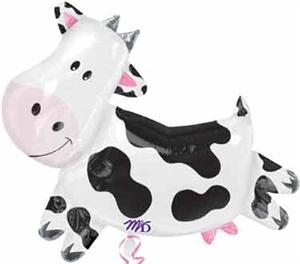 Cow Shaped Balloon