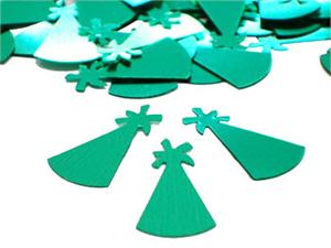 Turquoise Party Hat Confetti