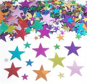 Assorted Size Star Mix Confetti