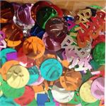 Basketball Party Confetti