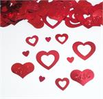 Big Love Red Heart Confetti