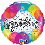 Bright Congratulations Balloon