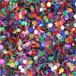 Bright Metallic Glitter Assorted Bulk by the Pound