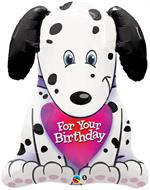 Dalmation Puppy Dog Balloon Large